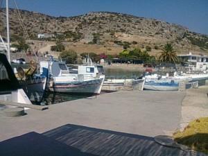 Skinnousa island, Cyclades Greece