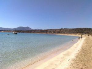παραλίες στα Κουφονήσια