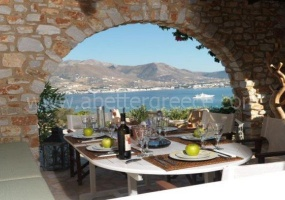 4 Bedrooms, Villa, Vacation Rental, 3 Bathrooms, Listing ID 1011, Paros, Greece,