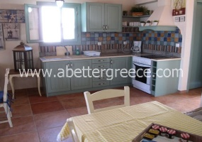2 Bedrooms, Villa, Vacation Rental, 2 Bathrooms, Listing ID 1125, Koufonisi, Greece,