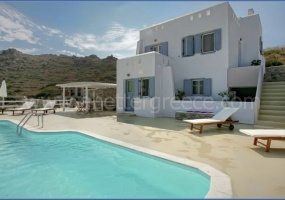 3 Bedrooms, Villa, Vacation Rental, 1 Bathrooms, Listing ID 1158, Naxos, Greece,