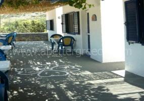 1 Bedrooms, Apartment, Vacation Rental, 1 Bathrooms, Listing ID 1167, Iraklia, Greece,