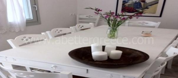 4 Bedrooms, Villa, Vacation Rental, 2 Bathrooms, Listing ID 1020, Paros, Greece,
