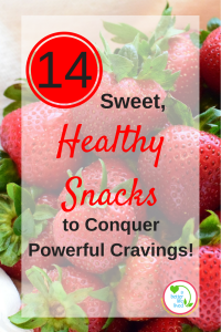 Awesome healthy snacks! Love that these are sweet enough to kick cravings for junk food!