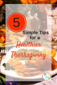 Such simple ideas to really make for a healthier Thanksgiving! Gotta try these!