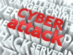 Cyber Attack Concept.