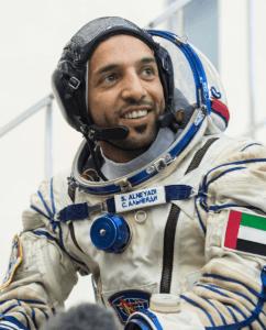 سلطان سيف النيادي من رواد الفضاء العرب