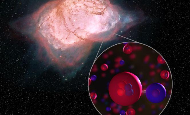 الهيدروجين فى الكون