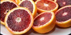 البرتقال الأحمر