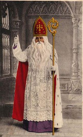 القديس نيكولاس