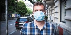 تاريخ استخدام قناع الوجه للحماية من الأوبئة والأمراض