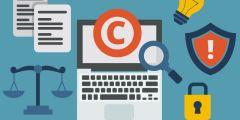 حقوق الملكية الفكرية على الإنترنت