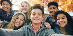 النمو في سن المراهقة