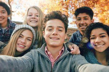 مراحل النمو في سن المراهقة