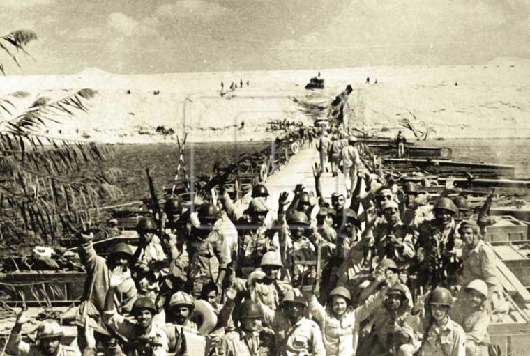 إنتصار المصريين في حرب اكتوبر