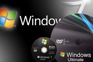 ما هي ويندوز سفن ألتميت (Windows 7 Ultimate )