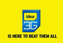 Idea G launch