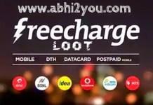 freecharge new user june