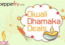 pepperfry diwali salPepperfry- Get Flat Rs 501 off on Ordere