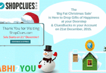 Shoplcues christmas sale
