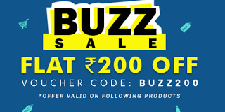 Printavenue buzz sale flat rs off