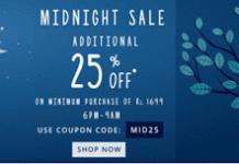 TrendIn Midnight sale