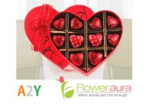 flower aura valentines day loot offer