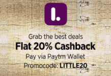 little offer paytm