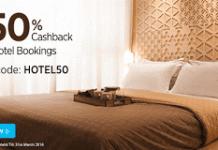 paytm hotel booking  cashback offer