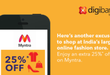 Digibank myntra app offer