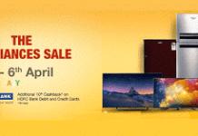 amazon the appliances sale  april  april
