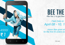 hihonor honor bee smartphone at re only