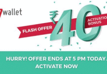 bookmyshow mywallet get rs free