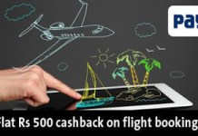 cleartrip paytm rs cashback offer