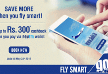 goair flight tickets upto rs paytm cashback for free