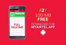 my airtelapp paytm loot offer  mb data free