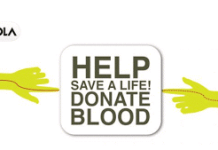 ola get free ola vouchers on donating blood