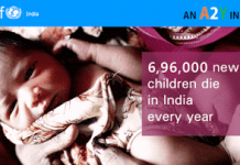 unicef india donate to save lifes in india