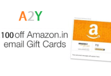amazon get rs off on amazon gift cards