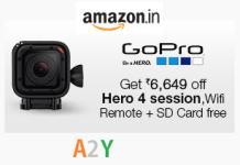 gopro hero  offer deal