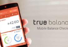 truebalance app