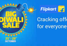 flipkart big diwali sale cracking offers