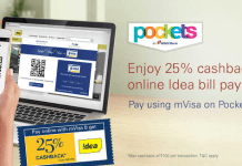 icici pockets  cashback offer deal