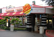 Johnny rockets burger gurgaon