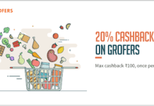 grofers loot freecharge offer