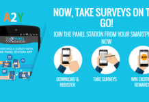 panel station survey free rewards
