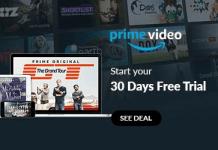 Activate Amazon Prime Trail