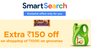 BigBazaar Smart Search