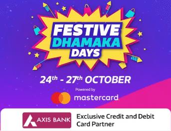 Flipkart Festive Dhamaka Days Offers