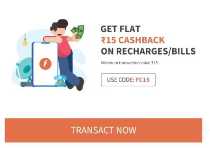 Freecharge FC15